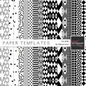 Paper Templates #48 Kit