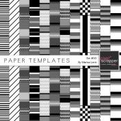 Paper Templates Kit #50