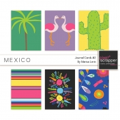 Mexico Journal Cards Kit #2