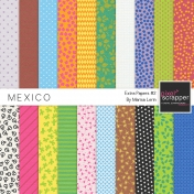 Mexico Extra Papers Kit #2
