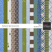 Snowshoe Papers Kit