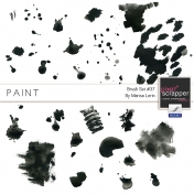 Brush Kit #37- Paint