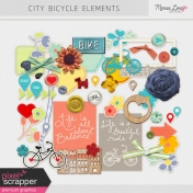 City Bicycle Elements Kit