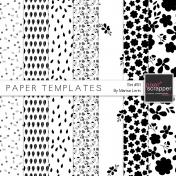 Paper Templates #51 Kit