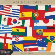 World Cup Journal Cards Kit