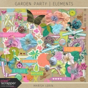 Garden Party Elements Kit