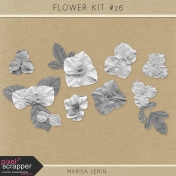 Flower Template Kit #26