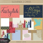 Slovenia Journal Cards Kit