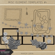 Misc. Element Templates Kit #1
