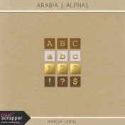 Arabia Alphas Kit