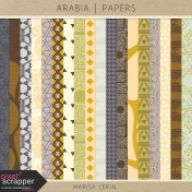 Arabia Papers Kit