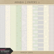 Arabia Papers 2 Kit