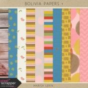 Bolivia Papers Kit #1