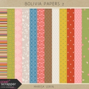 Bolivia Papers Kit #2