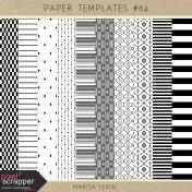 Paper Templates Kit #64