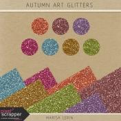 Autumn Art Glitter Kit