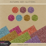 Autumn Art Glitter Kit