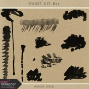 Paint Brush Kit #47