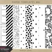 Paper Templates Kit #67