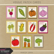 The Veggie Patch Cards Kit