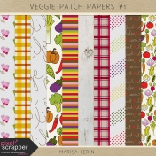The Veggie Patch Papers #1 Kit