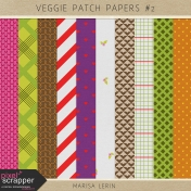 The Veggie Patch Papers #2 Kit