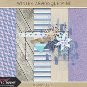 Winter Arabesque Mini Kit