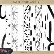 Paper Templates Kit #71
