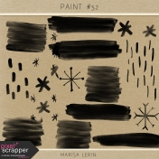 Paint Brush Kit #52
