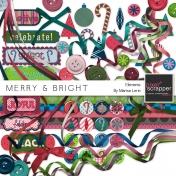 Merry & Bright Elements Kit