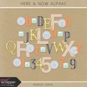 Here & Now Alphas Kit