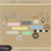 Here & Now Fasteners Kit