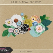 Here & Now Flowers Kit