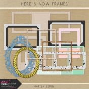 Here & Now Frames Kit
