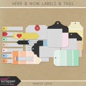 Here & Now Labels Kit