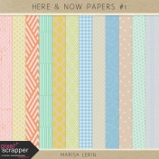 Here & Now Papers Kit #1