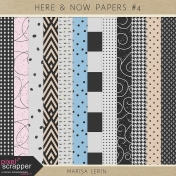 Here & Now Papers Kit #4