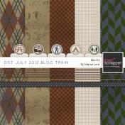 DST July 2012 Blog Train Kit