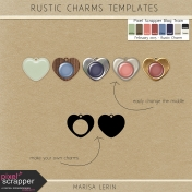 Rustic Charms Templates Kit