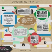 Oregonian Tags Kit