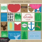Oregonian Cards Kit