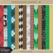 Oregonian Papers Kit #2