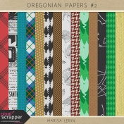 Oregonian Papers Kit #2