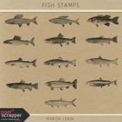 Fish Stamps Kit