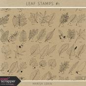 Leaf Stamps Kit #1