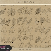 Leaf Stamps Kit #1