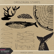 Oregonian Stamps Kit