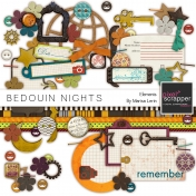 Bedouin Nights Elements Kit