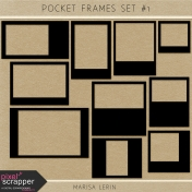 Pocket Frame Templates Kit