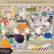 World Traveler Elements Kit